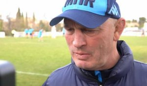 "Montpellier - Cotter: ""On sait que c'est fragile"""
