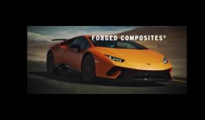 Lamborghini Huracan Performante Press Film