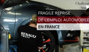La production automobile Made in France encore fragile
