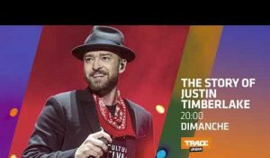 THE STORY OF Justin Timberlake | DIM 1ER AVRIL à 20h sur TRACE Urban !