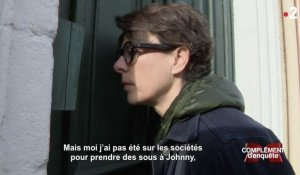 Héritage de Johnny : Mamie Rock donne une interview étrange - ZAPPING TÉLÉ DU 06/04/2018