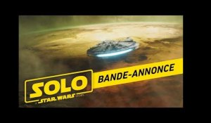 Solo : A Star Wars Story | Bande-Annonce VOST  #2