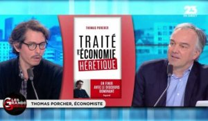Le Grand Oral de Thomas Porcher, économiste - 15/03