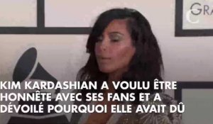 Les tendres confidences de Kim Kardashian sur sa fille Chicago