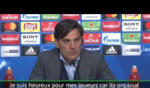 "Quart - Montella : ""On méritait autre chose"""
