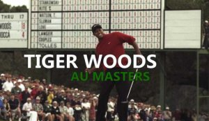Masters - Tiger Woods, roi d'Augusta