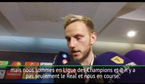 "Quarts - Rakitic : ""Ronaldo a marqué un but incroyable"""