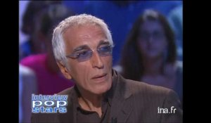 Interview Pop Stars : Gérard Darmon