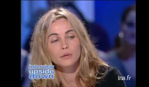 Interview Upside down Emmanuelle Béart