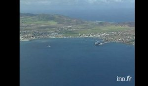 Antilles : Saint Kitts