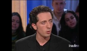 Interview biographie Gad Elmaleh