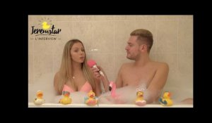 Anais (Secret Story 10) dans le bain de Jeremstar - INTERVIEW
