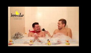 Thomas (Secret Story 10) dans le bain de Jeremstar - INTERVIEW