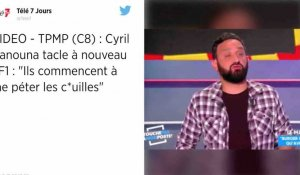 TPMP : Cyril Hanouna s'emporte violemment contre TF1 !