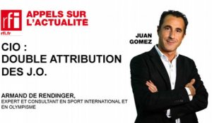 Double attribution des JO par le CIO