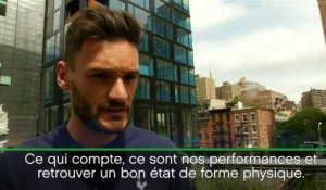 "Tottenham - Lloris : ""On a pris beaucoup de confiance"""