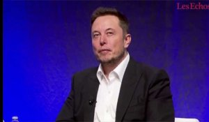 Elon Musk alerte contre les dangers de l'intelligence artificielle