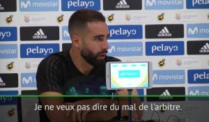 "Real Madrid - Carvajal : ""La suspension de Ronaldo est excessive"""