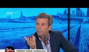 Le Grand Oral de Frédéric Taddeï, journaliste - 19/09