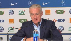 "Bleus - Deschamps : ""Sakho a un vécu international"""