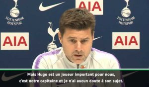 Tottenham - Pochettino vole au secours de son capitaine Lloris