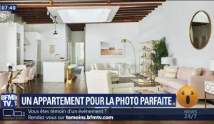 New York : un appartement pour la photo parfaite