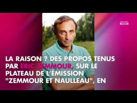 Eric Zemmour : Paris Première mise en demeure pour des propos ...