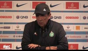 "Gasset (ASSE) : ""On a vu un écart immense"""