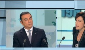 Carlos Ghosn: l'invité de Ruth Elkrief - 30/04