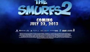 The Smurfs 2 Official Game Trailer [US]