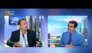 Le Medef : Jean-Charles Simon dans Good Morning Business - 4 juin