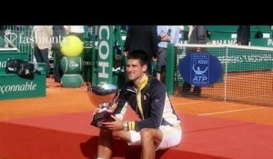 Faconnable Sponsors Monte Carlo Rolex Masters Tennis Tournament 2013  | FashionTV