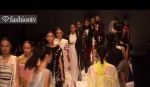 Zhejiang Sci-Tech Graduates Show 2013 in Beijing | China Graduate Fashion Week | FashionTV