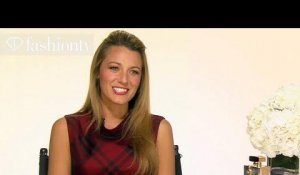Blake Lively For Gucci Premiere Fragrance Film: Behind-The-Scenes | FashionTV