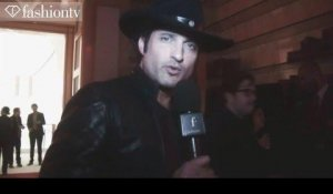 A Dame to Kill For: Sin City 2 Party for Oleg Boyko & Robert Rodriguez | FashionTV
