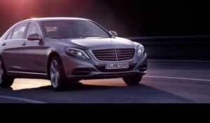 Mercedes-Benz S-class Official Trailer