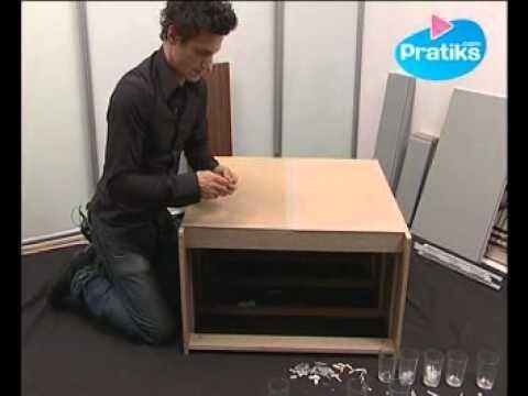 Comment Assembler La Commode 3 Tiroirs Malm D Ikea 4 6 Sur Orange