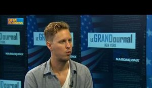 Context : Le SMS version Skype : dans Le Grand Journal de New York - 24/08 4/4