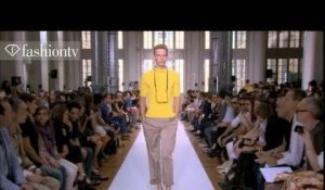 Milo Spijkers @ Wooyoungmi Show - Paris Men's Fashion Week Spring 2012 | FashionTV - FTV.com