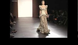 fashiontv | FTV.com - TONI MATICEVSKI - NEW YORK FASHION WEEK