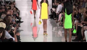 Ralph Lauren Spring/Summer 2014 Show (short version) | New York Fashion Week NYFW | FashionTV