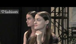 Richard Chai Spring/Summer 2014 BACKSTAGE | New York Fashion Week NYFW | FashionTV