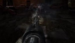 Metro Last Light E3 2012 Gameplay Walkthrough HD VOSTFr Welcome to Moscow