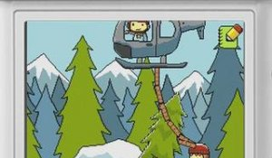 Scribblenauts : french trailer
