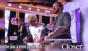 Touche pas à mon poste : Cyril Hanouna frappe accidentellement Pitchouno