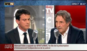Bourdin Direct : Manuel Valls - 02/07