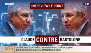 BFM Politique: L'interview de Claude Bartolone par Christophe Ono-dit-Biot du Point - 15/06 3/6