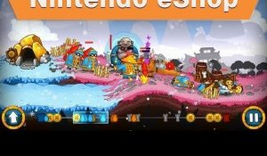 Nintendo eShop - Swords and Soldiers HD on the Wii U eShop