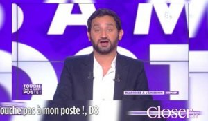Zapping : Cyril Hanouna annonce l'accident de scooter d'Enora