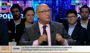 BFM Politique: L'interview de Michel Sapin par Apolline de Malherbe - 06/07 4/6